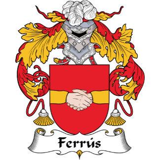 Ferrus Family Crest