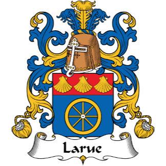 Larue Family Crest