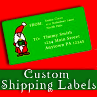 Address Labels to Personalize