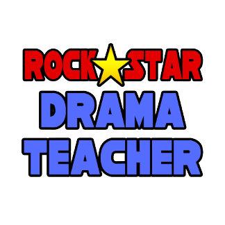 Rock Star Drama Teacher