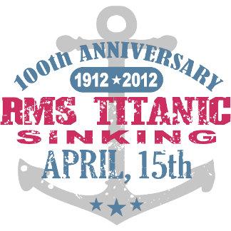 Titanic Sinking 100 Year Anniversary