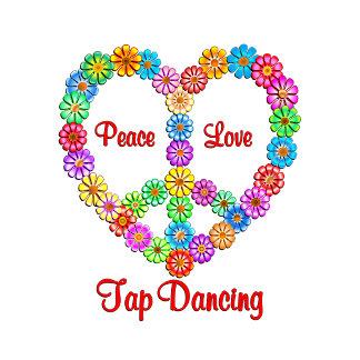 Tap Dancing Peace Love