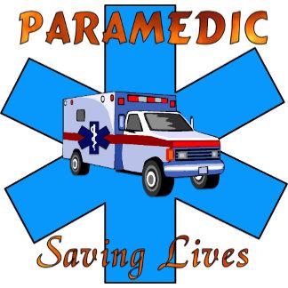 Paramedic Saving Lives