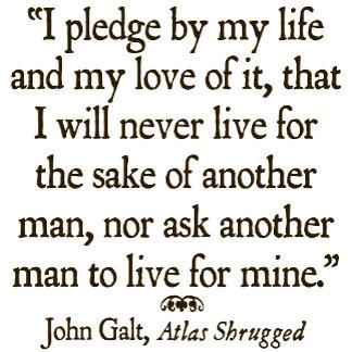 Galt Pledge