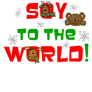 Soy to the World T-shirts and Gifts