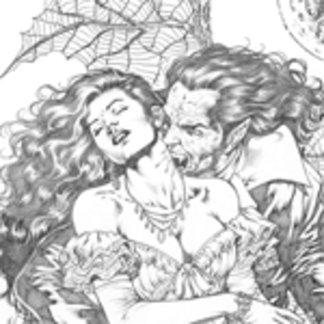 Vampire's Kiss by Al Rio