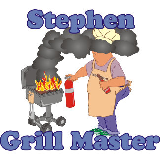 Personalized Stephen Grill Master