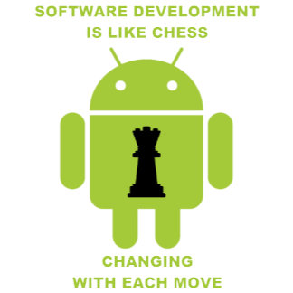 Software Development Is Like Chess (Android)