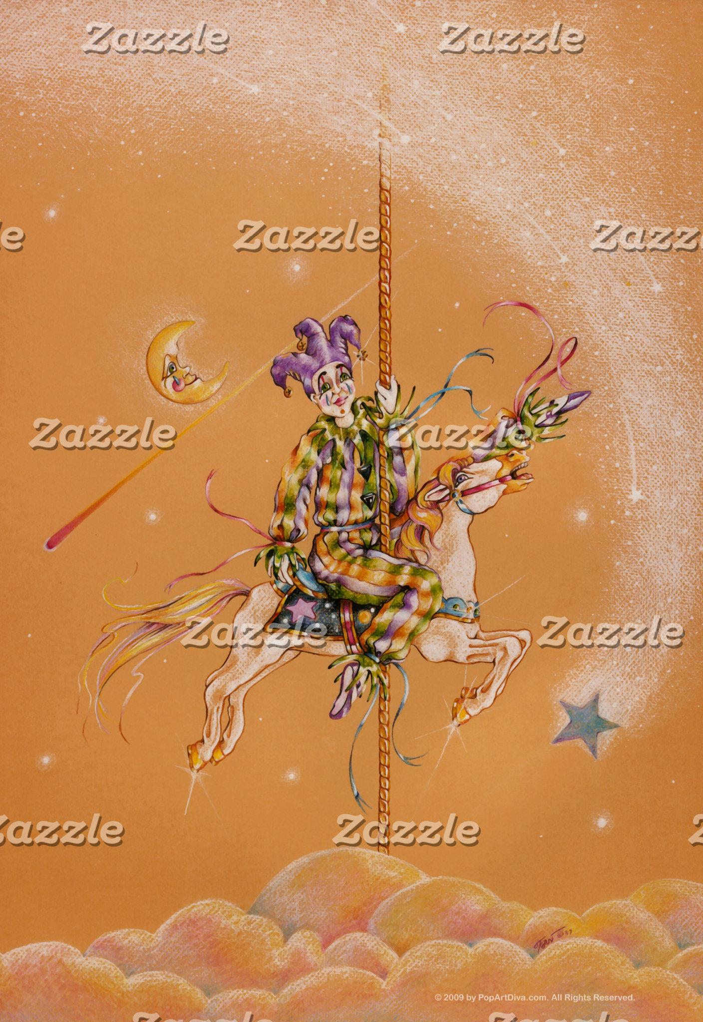 Carousel Jester