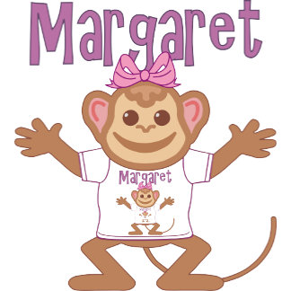 Little Monkey Margaret