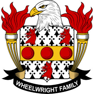 Wheelwright Coat of Arms