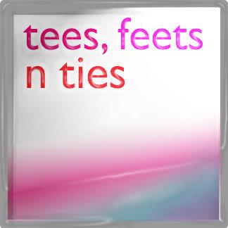 Tees Feets Ties