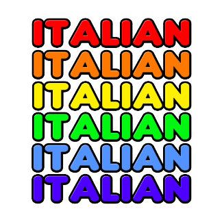 Rainbow Italian