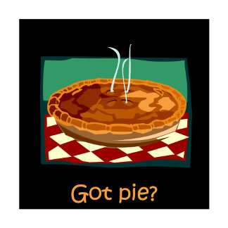 Got pie?