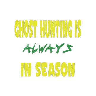 Ghost Hunting Is Always In Season