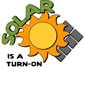 Solar is a Turn-on