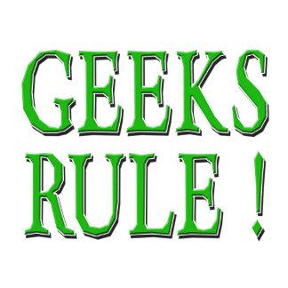 Geeks Rule !  Green