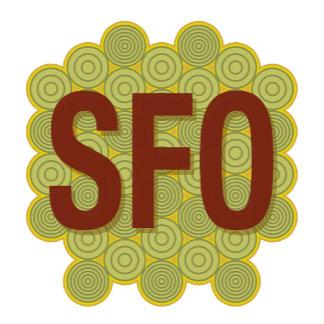➢ San Francisco Airport Code