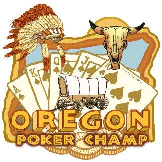 Oregon Poker Champion