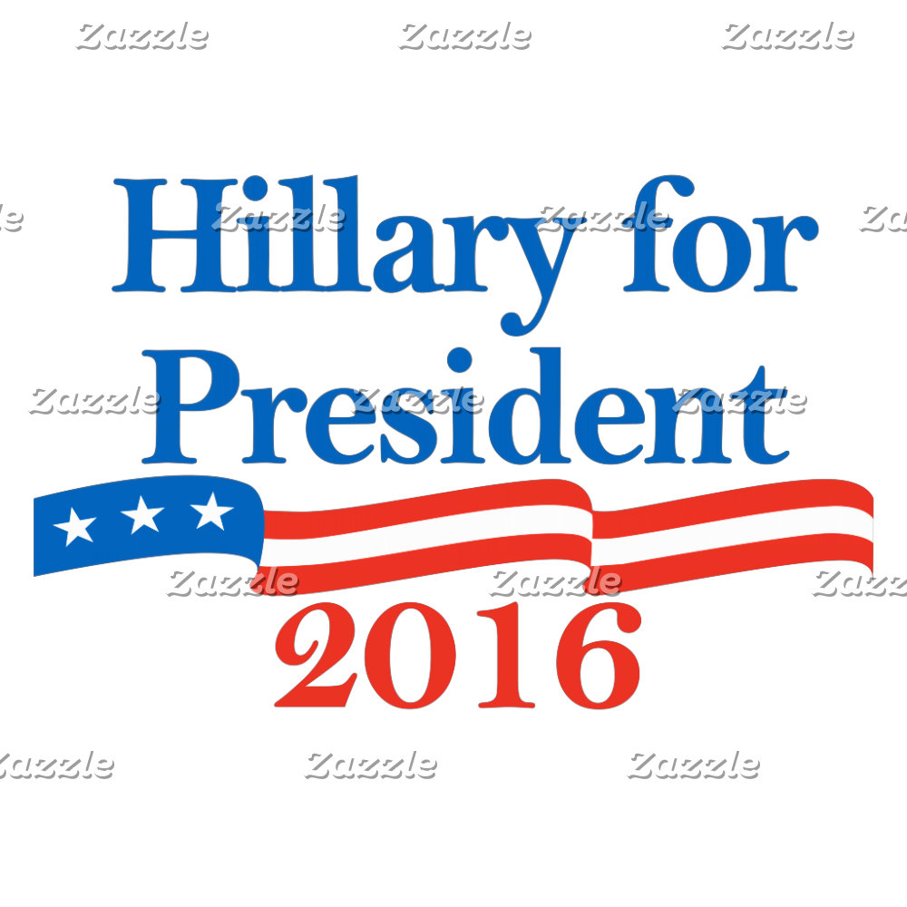 Hillary for President in 2016