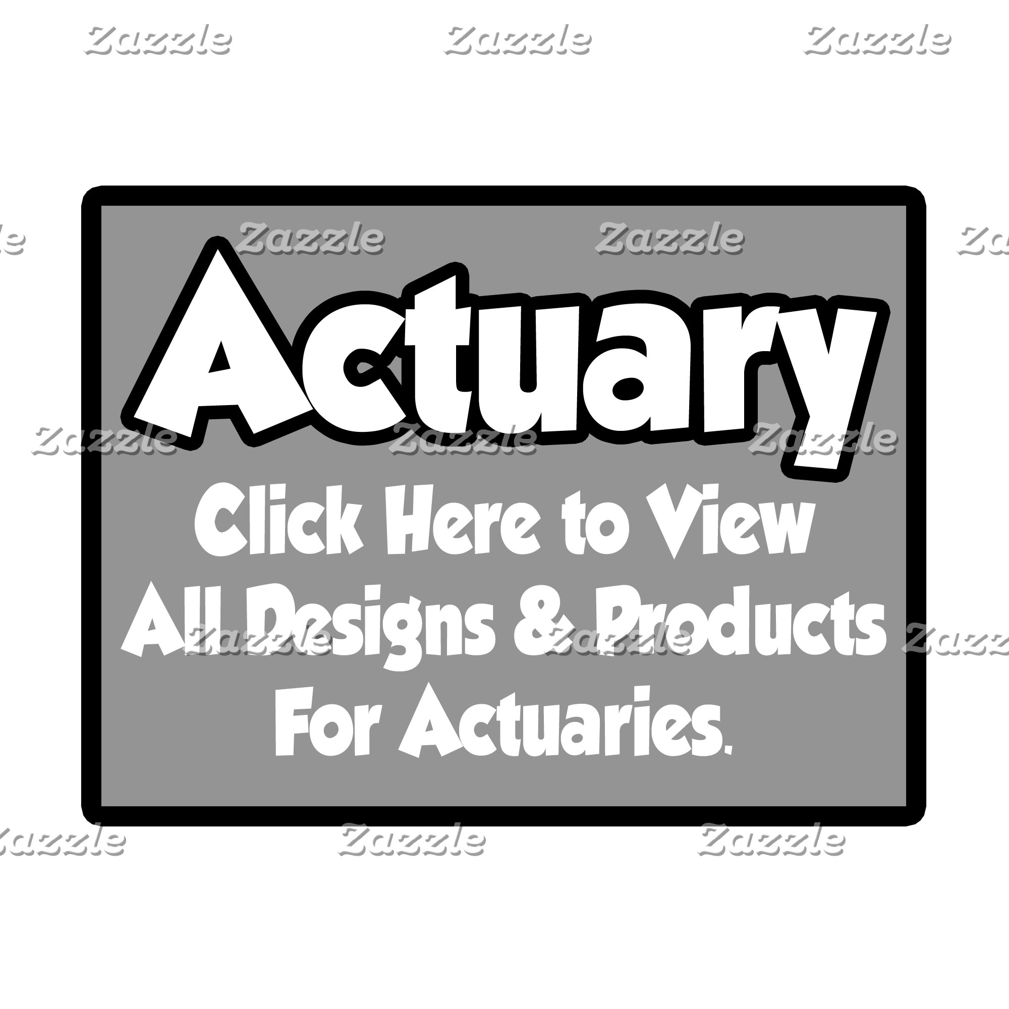 Actuary Shirts, Gifts and Apparel