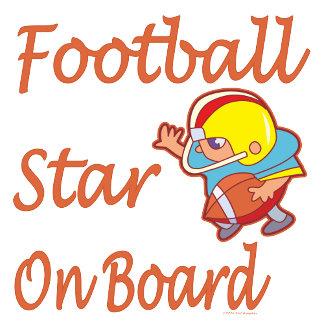 Football Star On Board
