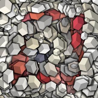 Chaotic 3D Cubes