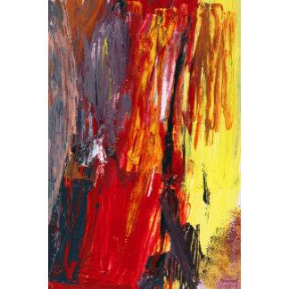 Abstract - Acrylic - Rising power