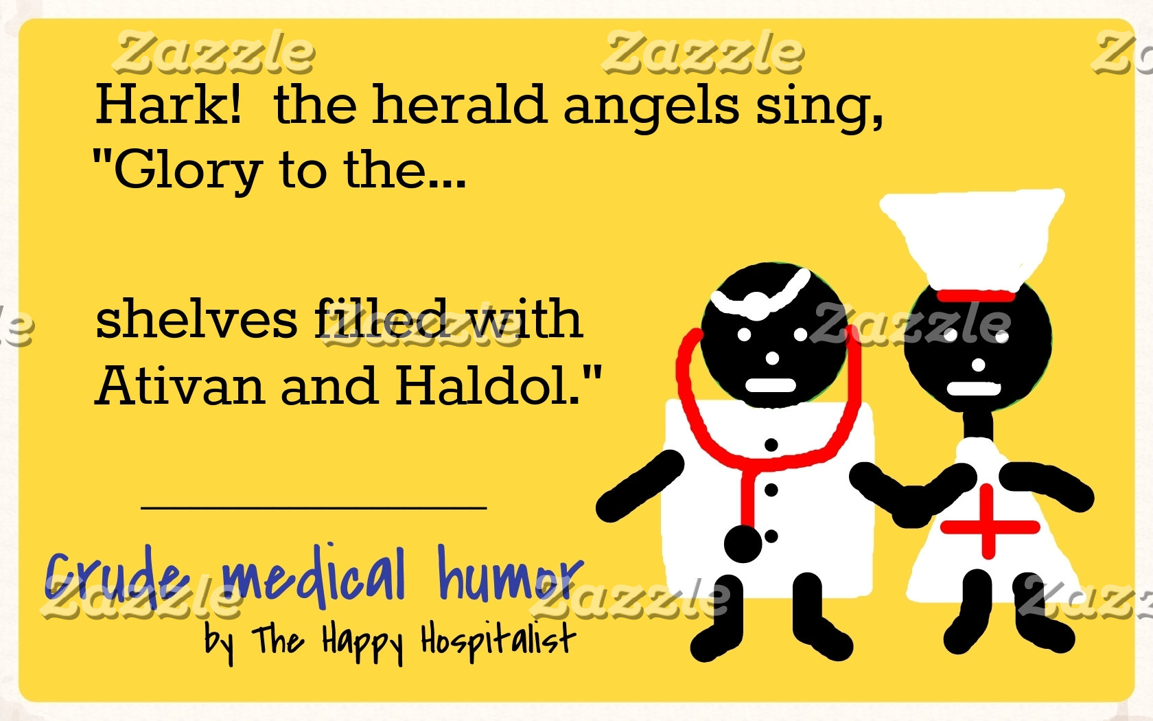 Hark!  the herald angels sing, Glory to the...