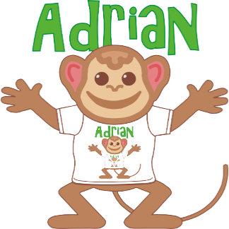 Little Monkey Adrian