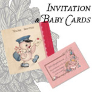 Invitations and Baby