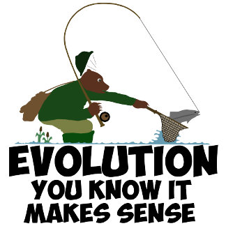 Funny evolution gifts for Darwin fans.