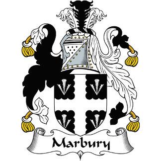 Marbury Family Crest