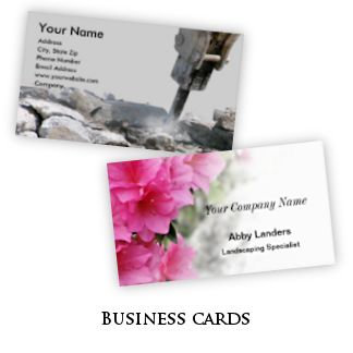 Business - Profile Cards