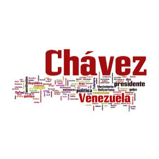 Hugo Chavez - Many Colorful Words style