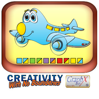 Cartoon Airplanes