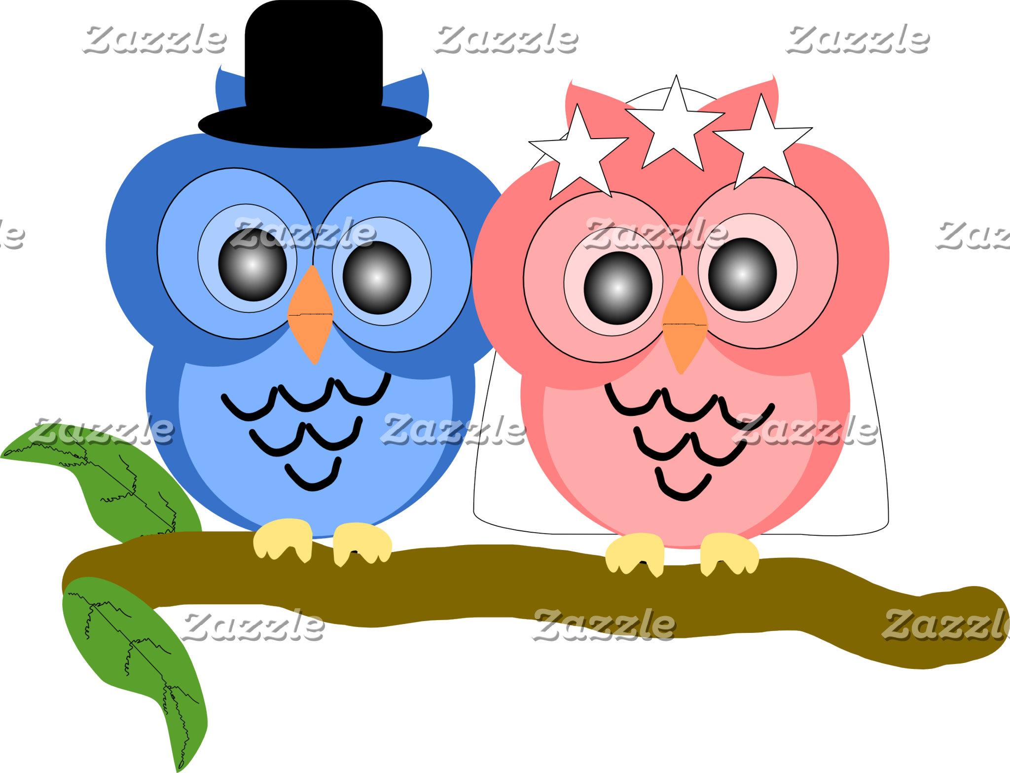 Owl Wedding Collection