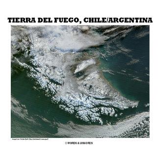 Tierra Del Fuego, Chile / Argentina Picture Earth