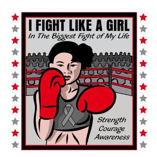Brain Cancer I Fight Like A Girl Battle