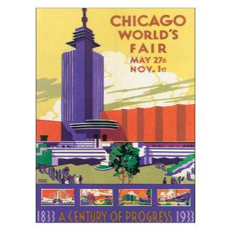 Travel Poster Art ~ Vintage USA Gift