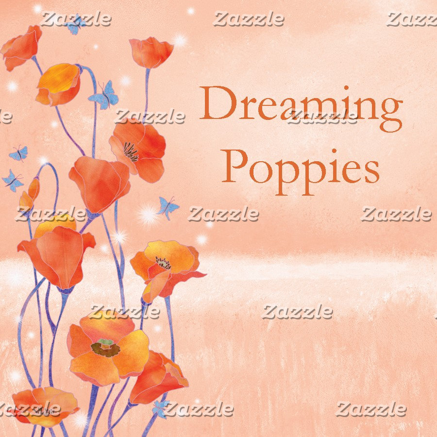 ♥ Dreaming Poppies