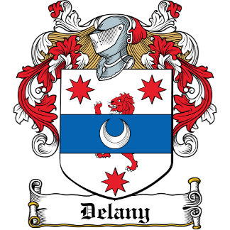 Delany Coat of Arms