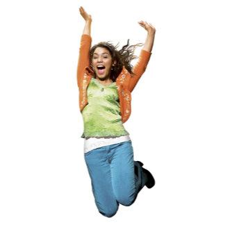 High School Musical Gabriella Montez jumping