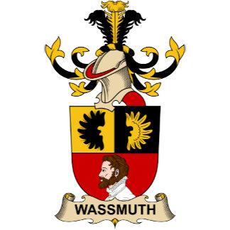 Wassmuth Family Crest