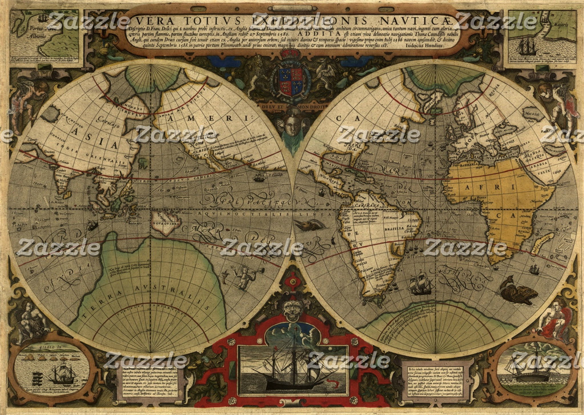 Maps and Charts
