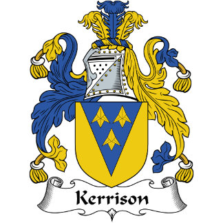 Kerrison Family Crest