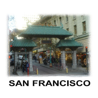 S.F. China Town