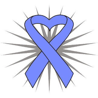 Esophageal Cancer Heart Ribbon
