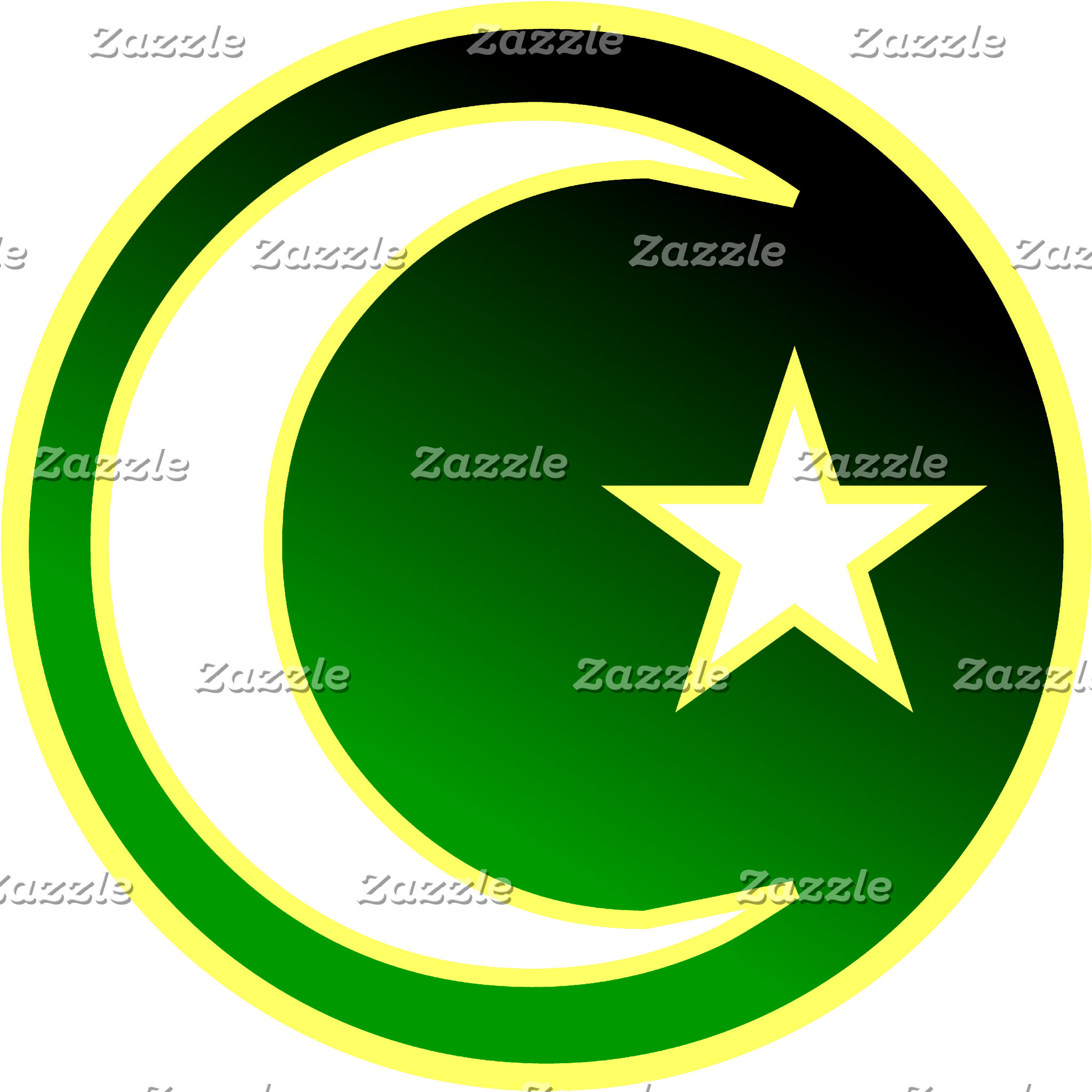 Crescent & Star of Islam