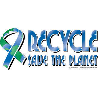 RECYCLE Save The Planet